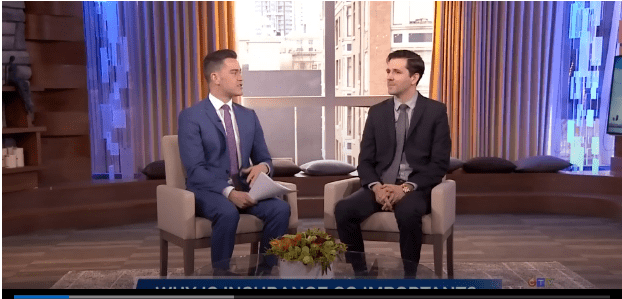 "Preszler Law Featured on CTV Vancouver ""Ask An Expert"" The Importance of Insurance"