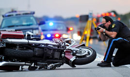 Motorcycle Accident Injury Lawyer